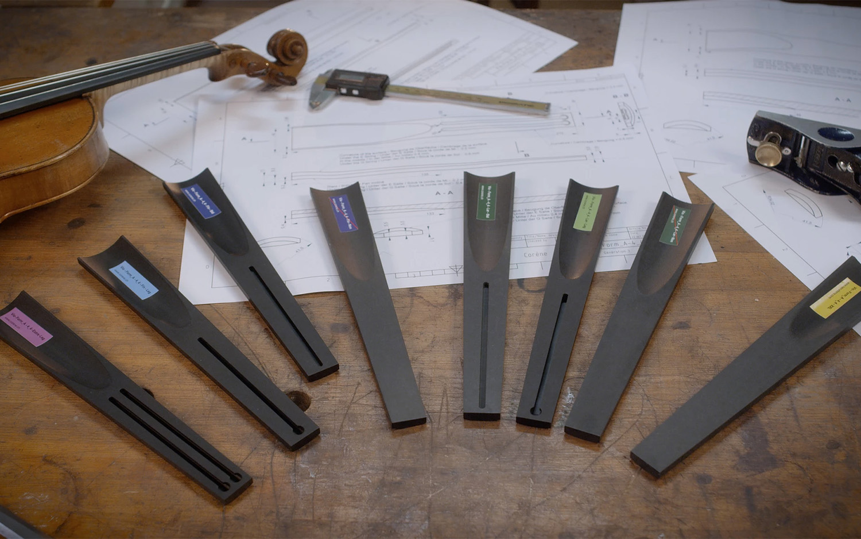 Corene Fingerboards Specs - Krentz String WorksKrentz String Works